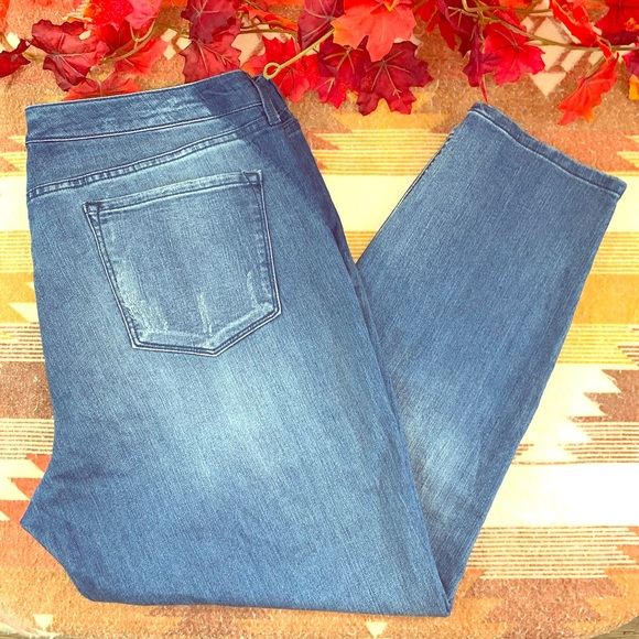 Nine West Denim - Nine West skinny ankle jeans size 16!